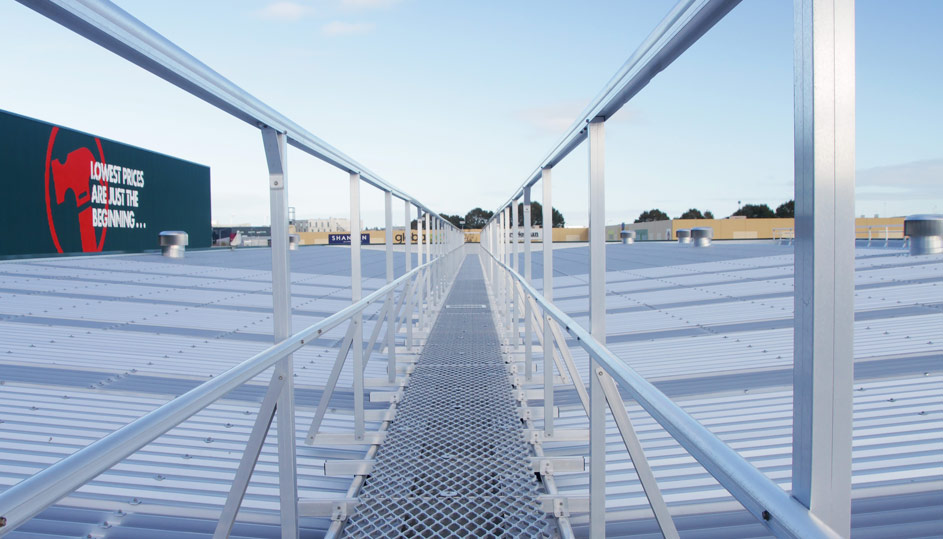 Commercial Roofing for Bunnings Christchurch